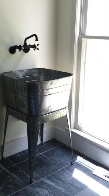 Galvanized Laundry Sinks Crazy Wonderful