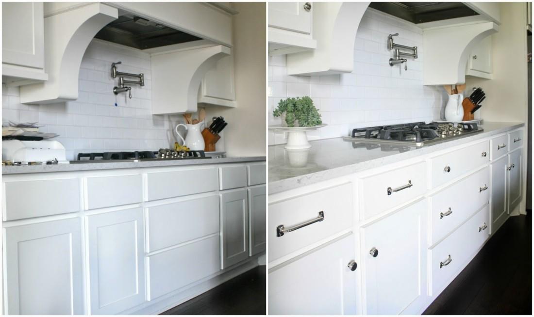 new kitchen hardware - Crazy Wonderful