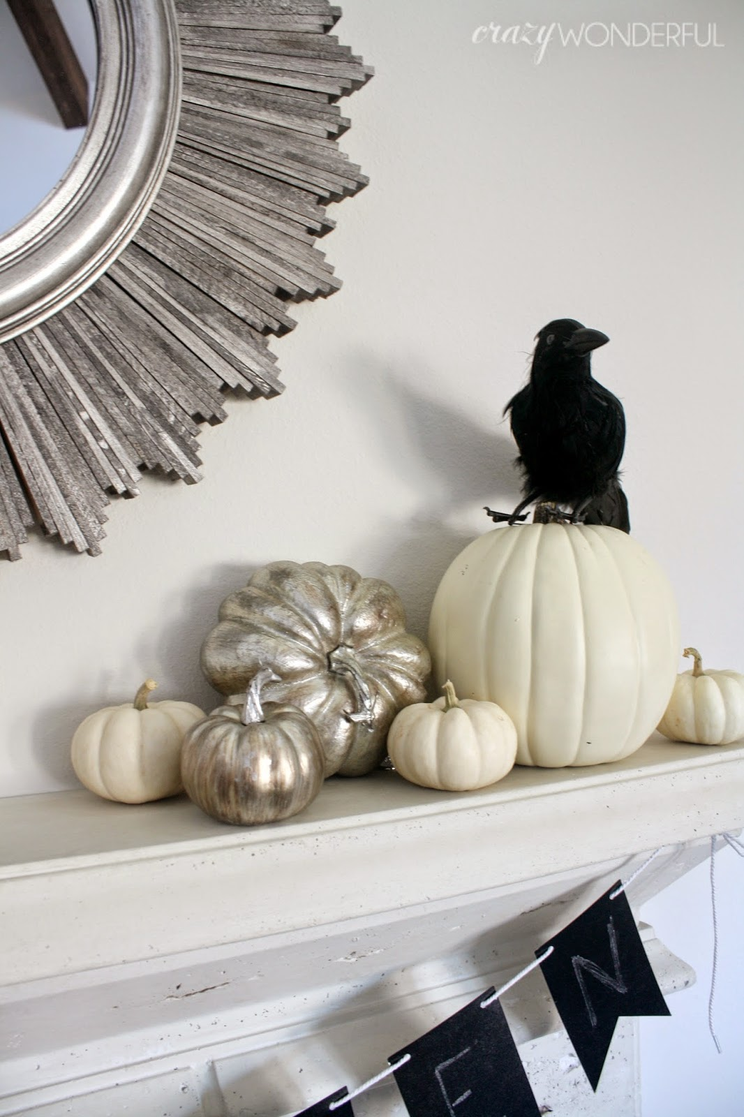 easy halloween decorating