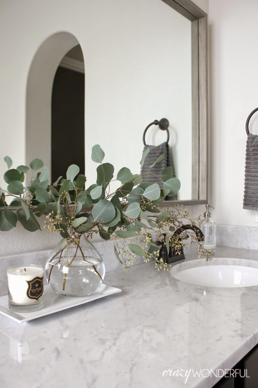 Framed Bathroom Mirrors Ideas: Framed Bathroom Mirror
