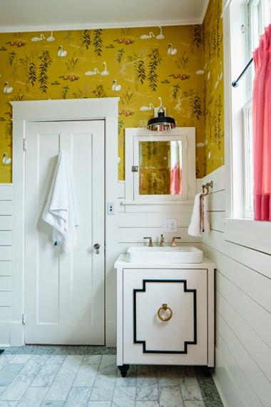 Shiplap bathrooms crazy wonderful for Bathroom ideas with shiplap
