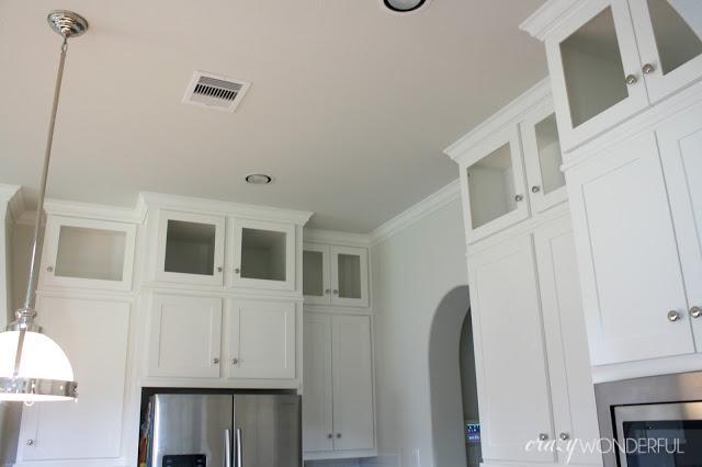 kitchen cabinets + office built ins | progress