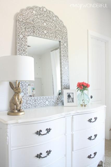 DIY inlay mirror – 2 ways