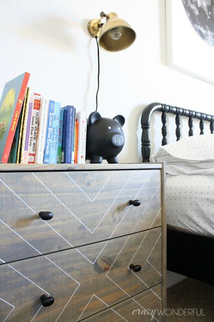 sam's nightstands | ikea rast hack