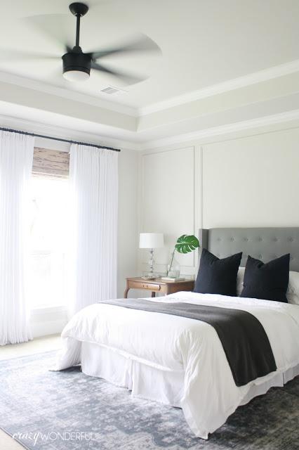 Bedroom Ceiling Fans : Bedroom ceiling fan crazy wonderful
