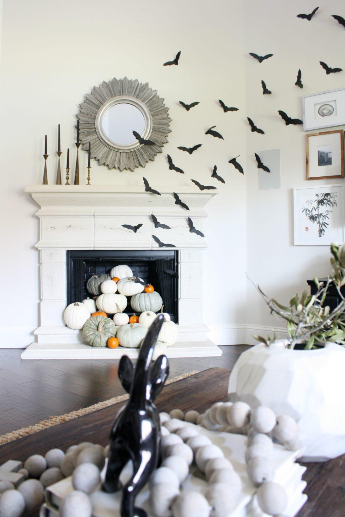 Easy Homemade Halloween Decorations. Cool Easy Homemade Mummy ...