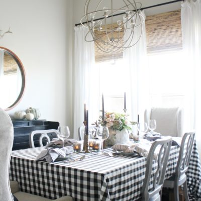 Fall Into the Holidays – Dining Rooms