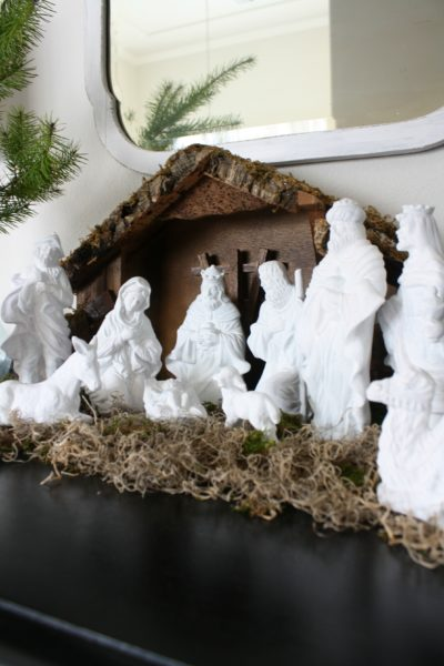 Nativity Scene Makeover