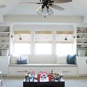 Playroom Makeover with Built Ins